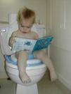 トイレで読書