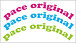pace original!!!