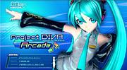 Project DIVA Arcade@東京
