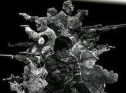 † 小机陸戦隊 †