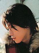 亀梨和也の横顔は芸術だ。