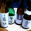 日本酒友の会(管理人の知人)