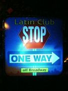 ONE WAY off broadway