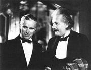 チャップリンとアインシュタイン