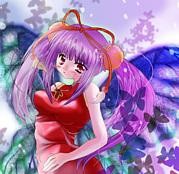 蘭花☆花と蝶のセレナーデ