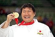 薪谷翠さんガンバレ