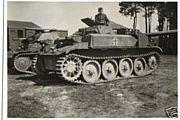 ドイツ戦車の変わり種