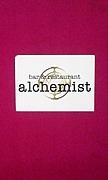 bar&restaurant alchemist