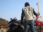 岡山倉敷 だらだら バイク乗り