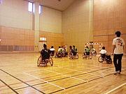 大阪車椅子ハンドボール