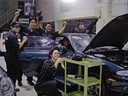 日産京都自動車大学校 一級
