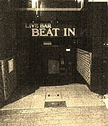 """Live & Bar """"BEAT IN"""""""