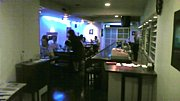 Cafe Klein Blue