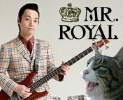 """三浦""""MR.ROYAL""""誓山"""