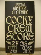 ★CockyCrewStore★