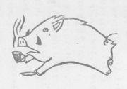 CAFE 猪突
