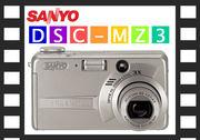 SANYO DSC-MZ3