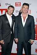 Simon Cowell&Ryan Seacrest
