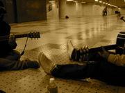 ☆☆福山駅前地下道大好きです☆