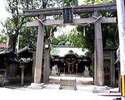 海老江八坂神社の祭好き