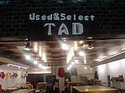 古着屋TAD