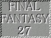 Final Fantasy 27