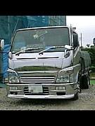 三菱キャンター