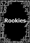 ソフトボールチーム Rookies
