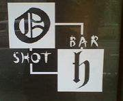 SHOT BAR  OH