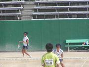 広島の高校ソフトテニス部出身!