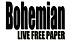 LIVE FREE PAPER BOHEMIAN