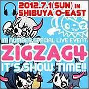 ライブイベント 「ZIGZAG」