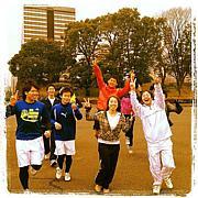 マラソン始めました(^O^)@東京
