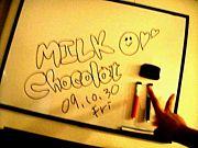 MILKchocolat