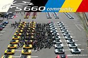 HONDA  S660 コミュニティ