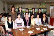 月1、ピカ1、女性の会。久留米
