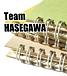 Team -HASEGAWA-