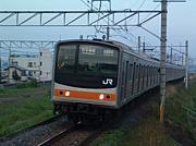 武蔵野線 吉川駅