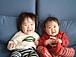 福山市で暮らす 双子 ちゃん