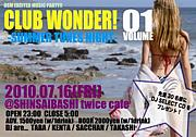 CLUB WONDER!