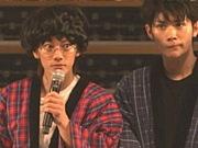 ヒロユキと才悟@ハンサム2011