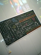 シモキタ伝言板