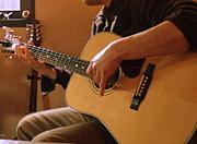 逆さギター