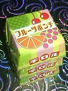 チロルチョコ[フルーツポンチ味]