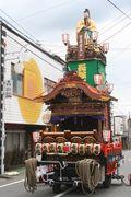 渋川山車祭り ★長組★
