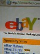 e-bay (レコード・雑貨・家具)