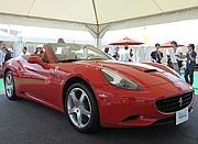 Team Ferrari California