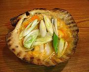 たまごみそ(貝焼き味噌)