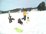 舟形雪国体験2008
