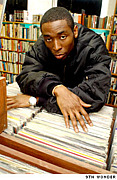 9th Wonder aka 9thMatic